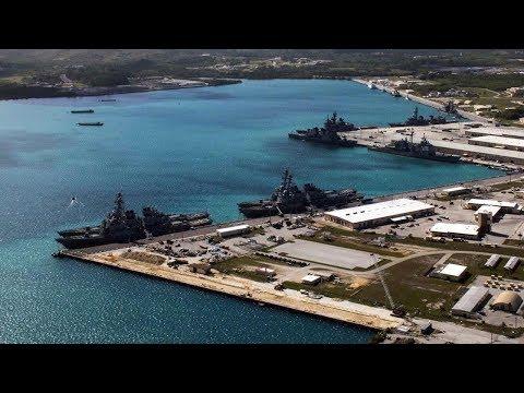 DPRK leader Kim Jong Un briefed on Guam missile strike plans