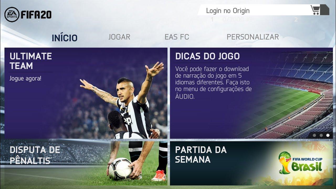 FIFA 14 ORIGINAL ligas e torneios • modo manager + olheiro!