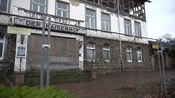 """Lost Places Das Hotel """"Kaiserhof""""geschlossen 2011"""