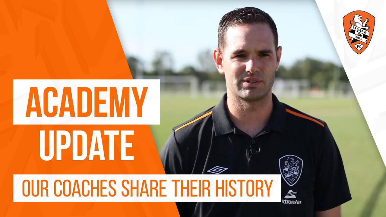 Look back at the playing history of our BRFC Academy Coaches | AcademyTV