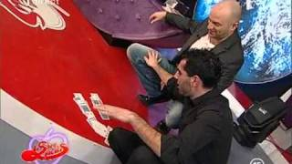 De ce Alin Blaine este interizs in casino ? Official Video Dan Capatos Show