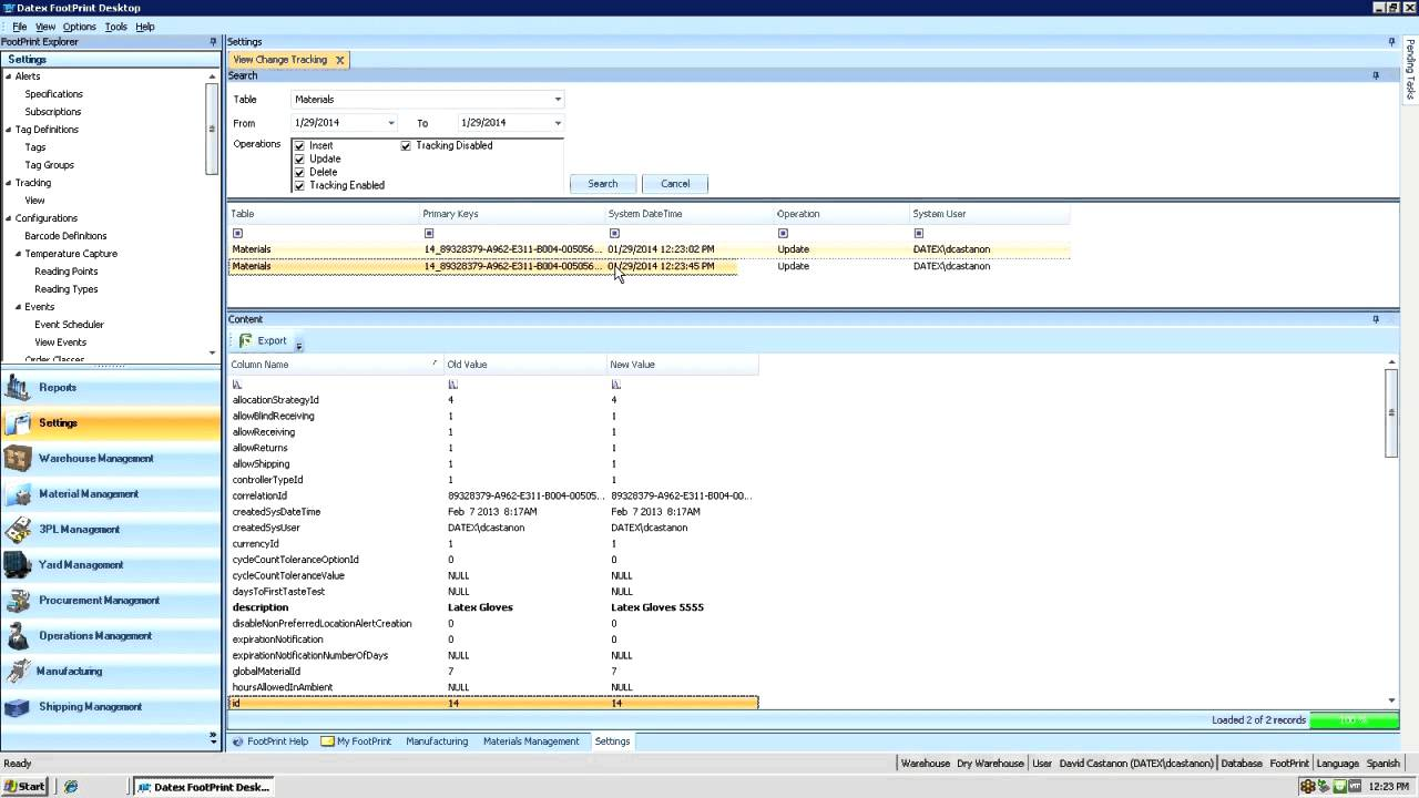 Pharmaceutical Warehouse Management System