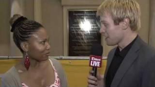 SA goes glam for Invictus premiere