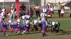 2013 Argyle Forest Spartans Season highlights