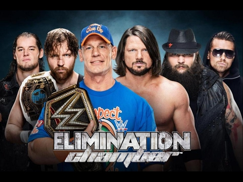 Download WWE Elimination Chamber 2017: WWE Championship Full Match