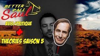 BETTER CALL SAUL: Avis + Théories saison 5