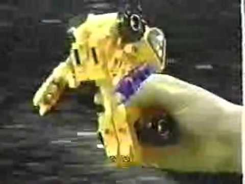 Transformers G1 Small Targetmasters Commercial 1988