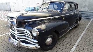 1946 - 1948 Chevrolet Fleetmaster - Hamburg Motor Classics 2018