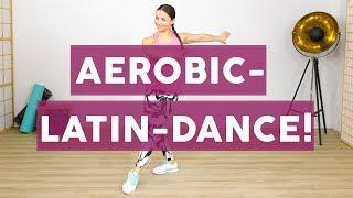 Aerobic-Latin-Dance: Dieses Workout ist perfekt für Anfänger!