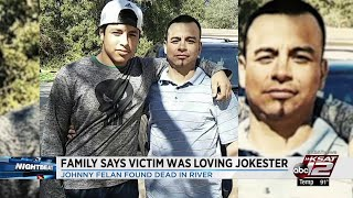 Video: Family seeks answers after man found in river is identified as loved one
