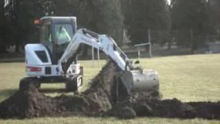 Just Heavy Equipment! #1 - Installing Water Meter Wires