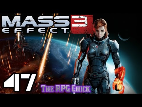 Let's Play Mass Effect 3 (Blind), Part 47: Attican Traverse - The Rachni