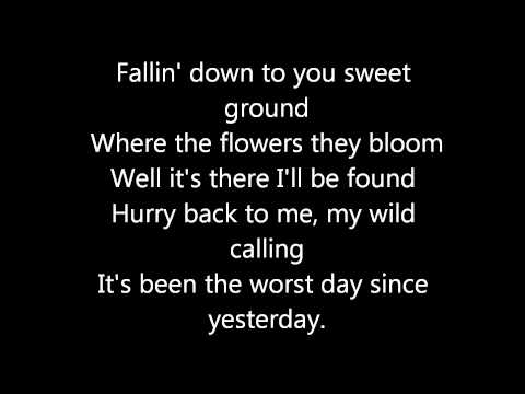 Flogging Molly- The Worst Day Since Yesterday Lyrics mp3