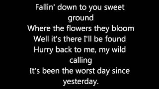 Flogging Molly- The Worst Day Since Yesterday Lyrics