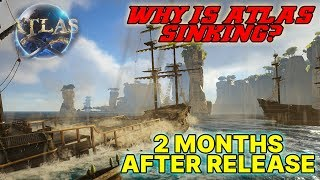 ATLAS IS SINKING!!! WHY? WHAT CHANGED TWO MONTHS AFTER EARLY ACCESS RELEASED?