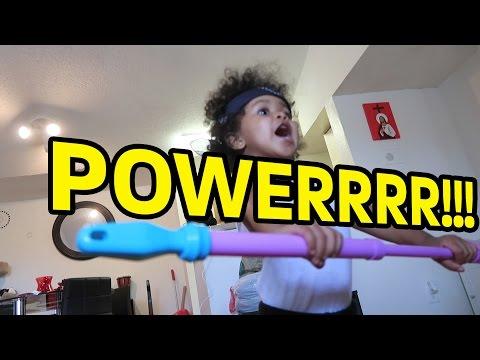 Toddler Fitness Challenge!