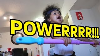 Toddler Fitness Challenge!
