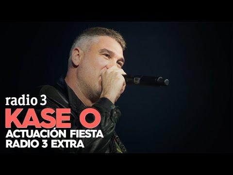 Kase O en directo | VII Fiesta Radio 3 Extra