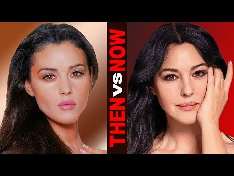 MONICA BELLUCCI  Life From 1 To 53 Years Old
