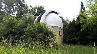 Нормальный астрограф Пулковской обсерватории.