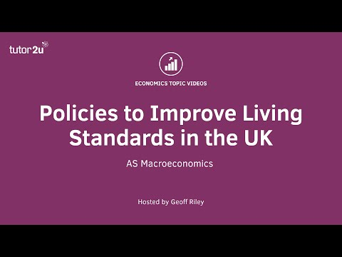 6 Strategies to Improve Living Standards