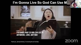 Worship Sunday, October 10