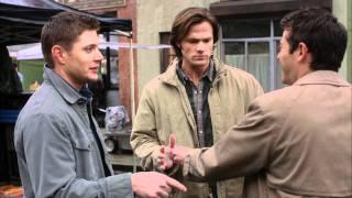 Приколы со съёмок 6 сезона Supernatural HD