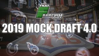 2019 NFL Mock Draft 4.0   ALL 32 PICKS WITH TRADES! (Post Free-Agency)