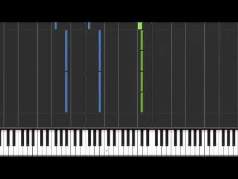 KATY PERRY - DARK HORSE Feat. JUICY J Piano Cover ( Sheet Music + MP3 )