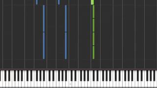 KATY PERRY - DARK HORSE feat. JUICY J Piano Cover ( Sheet Music + MP3 )