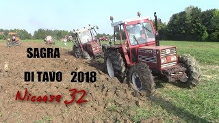 SAGRA TAVO 2018 /Raduno + Gara di Aratura/Team Manomessi