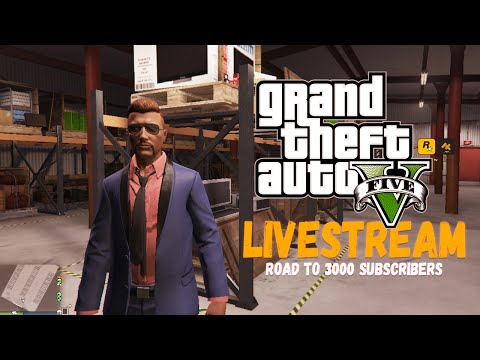 GTA 5 Online - Missions, lobbys, deathmatches (SUBSCRIBE & GET YOUR SHOUT OUT)