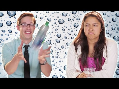 The Bottled Water Taste Test