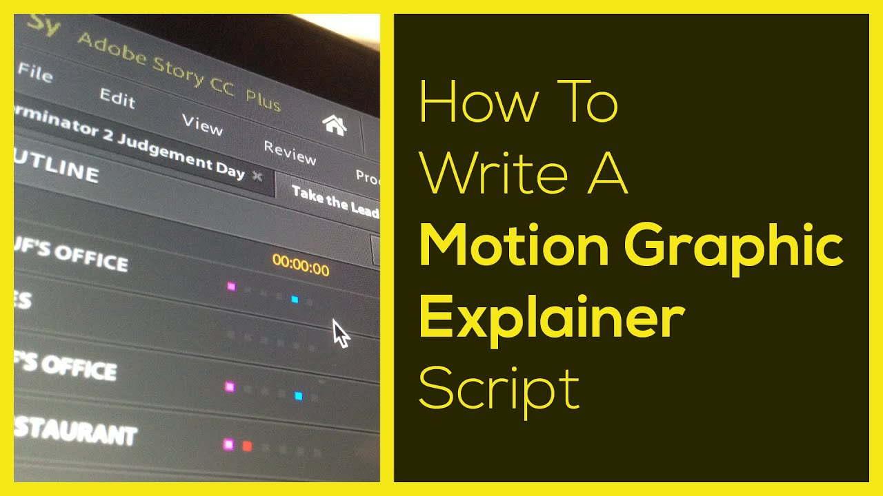 how to write a video script Edge studio provides a large library of sample voice over scripts in a variety of genres such as psa script announcements for voice actor practice and auditions.