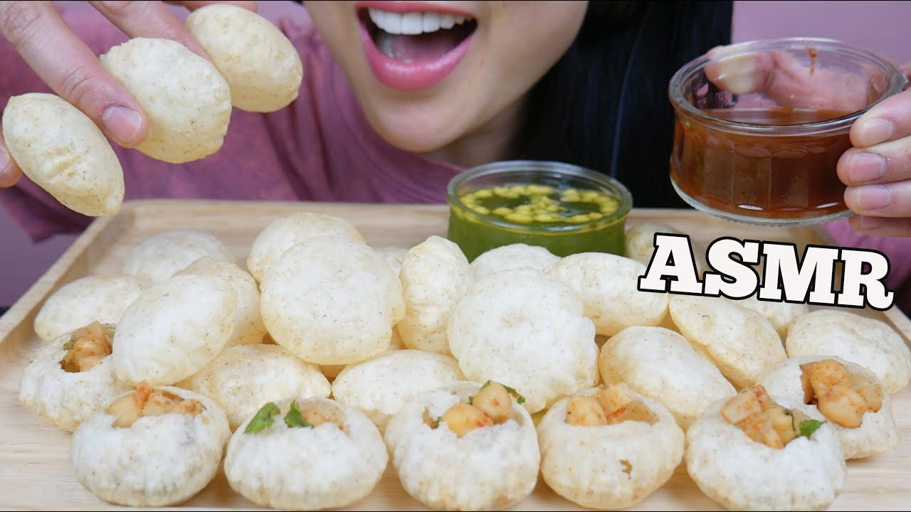 Crunchy Eating Sounds No Talking Sas Asmr To make ends meet in canada, she worked as a her most popular videos are 'asmr honeycomb (extremely sticky satisfying eating sounds) no talking' with a whopping 26 million views and 'asmr salmon. asmr 30 golgappa pani puri crunchy eating sounds no talking sas asmr