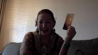 Cards of the Day -  ( Wait - Rededicate - Listening ). ----   Ganga Tarot