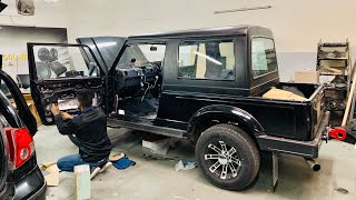 My Gypsy's New Music System Setup   Installing Power Windows On My Gypsy   Flux Components Video