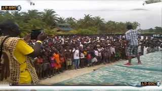Guyzo le Choco - Au lycée, playback at FECBA - HD - 225 01 44 1994