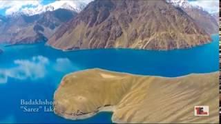 Pamir  -  Lake Sarez  -  Озеро Сарез