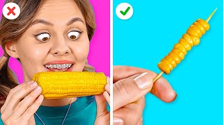 FUNNY LIFE HACKS TO OVERCOME EVERYDAY FAILS! || Useful Hacks And Tricks by 123 Go! Gold