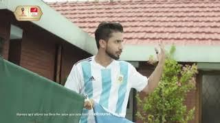 Agrentina vs Brazil-Robi Ad/Shoumik Ahmed/Siam Ahmed/Most Beautiful Ads