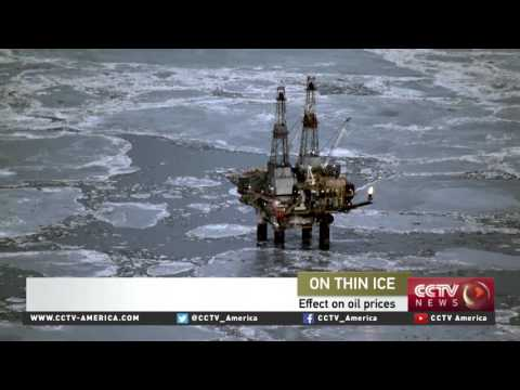 Oil and Gas researcher Carl Larry on Arctic oil drilling