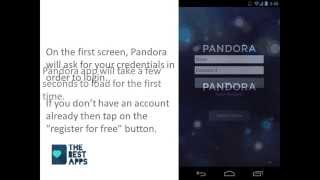Video App Review: Pandora