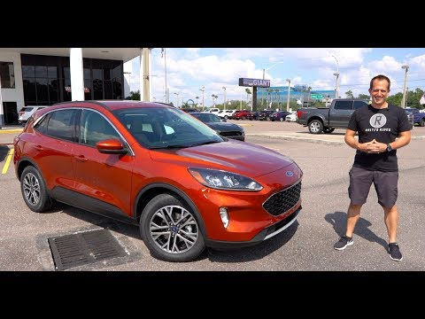Is the ALL NEW 2020 Ford Escape as BAD as you think?