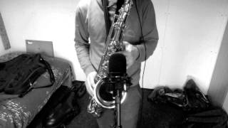 You are the sunshine of my life - Stevie Wonder (saxophone cover by Thieme Schipper)