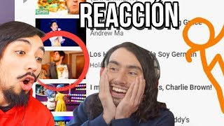 LA ANIMACIÓN QUE ROMPE YOUTUBE   Reacción Animation Vs Youtube