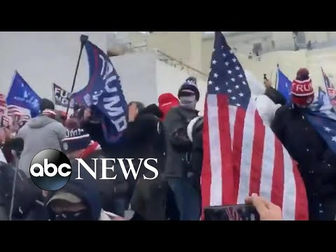 Impact of Capitol violence will reverberate through all levels of government | Nightline