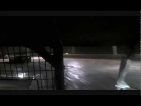 13 year old Ricky Davis Albany-Saratoga Speedway In Car Camera Novice Budget Feature 9-6-13