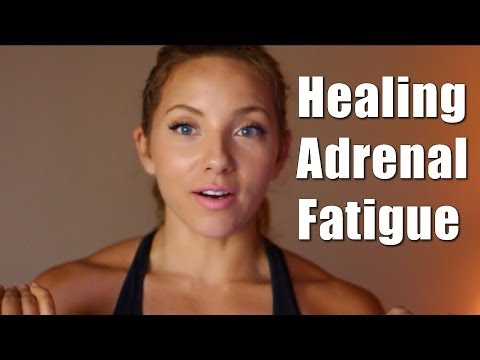 HEALING ADRENAL FATIGUE