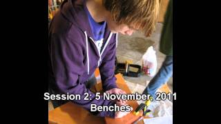 Erich's Eagle Project - Sessions 1 & 2